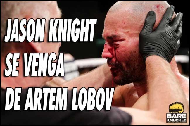Photo of Jason Knight se venga de Artem Lobov-Resultados Bare Knuckle 9
