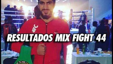 Photo of RESULTADOS MIX FIGHT 44 -ARMENIA