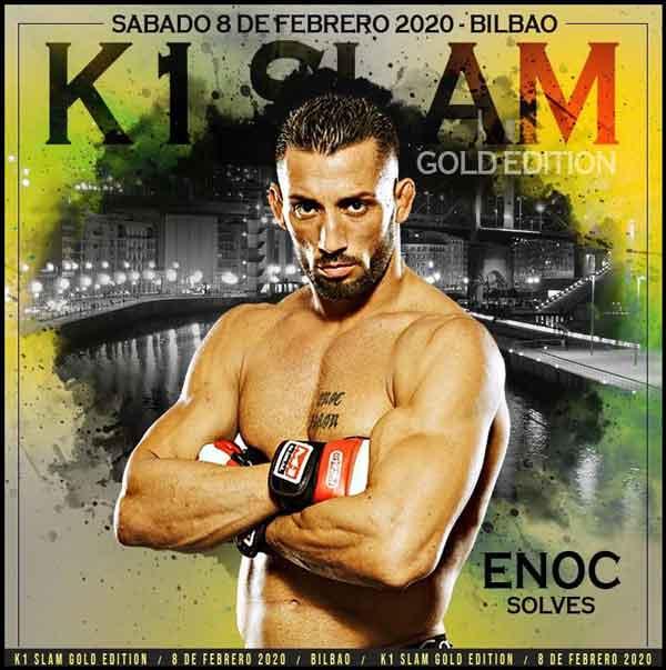 Photo of ENOC SOLVES PELEARÁ EN K1 SLAM 2020