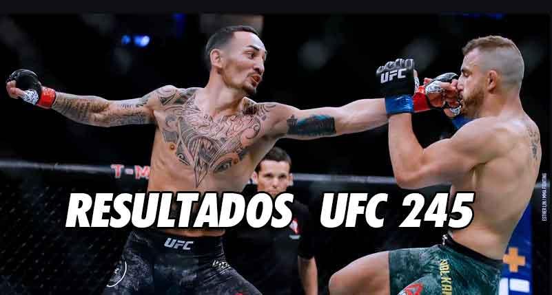 Photo of RESULTADOS  UFC 245: USMAN VS. COVINGTON