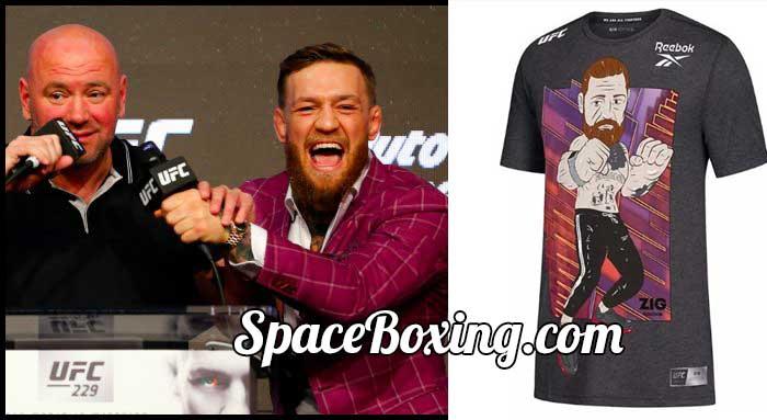 Photo of Reebok lanza la camiseta oficial de 'Legacy Series' de Conor McGregor