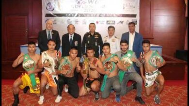 Photo of WBC World Soldier: BOUGHANEM vs SORGROW, SITTHICHAI y YODWICHA
