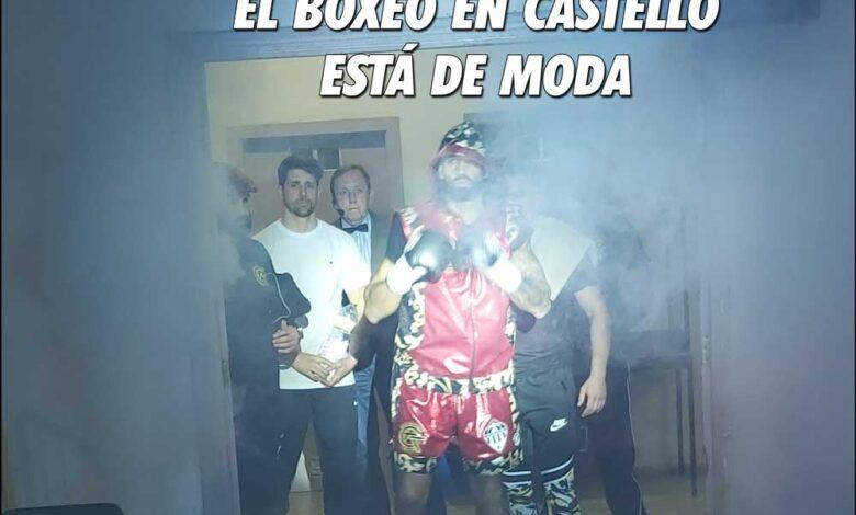 Photo of EL BOXEO EN CASTELLÓ,  ESTÁ DE MODA- VICTORIA DE ABEL GIMÉNEZ