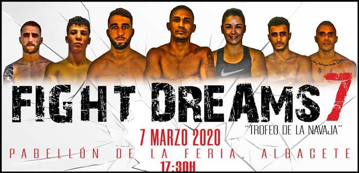 "Photo of Fight Dreams ""Trofeo Internacional de Kick Boxing "" en Albacete"