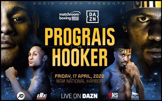 Photo of Prograis y Hooker están de vuelta en el ring