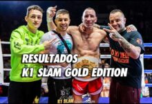 Photo of RESULTADOS K1 SLAM GOLD EDITION – 8 FEBRERO 2020