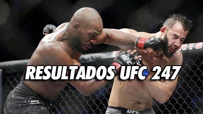 Photo of Resultados de UFC 247