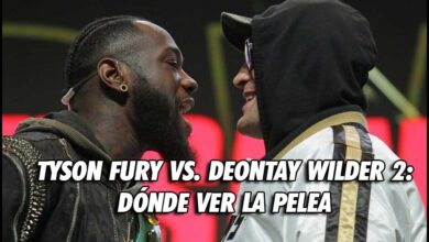 Photo of TYSON FURY VS. DEONTAY WILDER 2: DÓNDE VER LA PELEA Y A QUE HORA