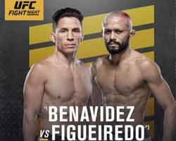 Photo of 🎥  Joseph Benavidez vs Figueiredo video de combate completo HL UFC Fight Night 169