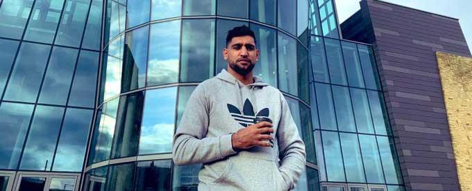 Photo of Amir Khan cede un edificio de su propiedad a pacientes con coronavirus