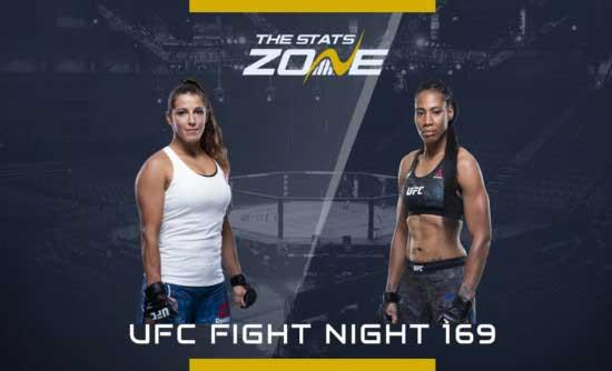Photo of 🎥  Felicia Spencer vs Fairn dos Santos video de combate completo HL UFC Fight Night 169