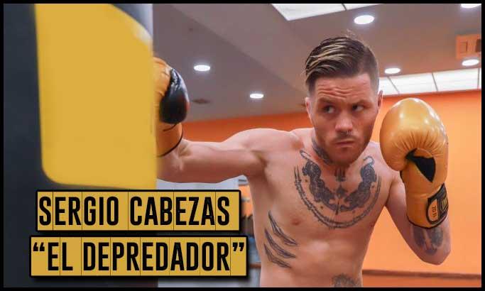 """Photo of Sergio Cabezas a por el  Titulo De Europa en """"Wars Of Titans"""""""