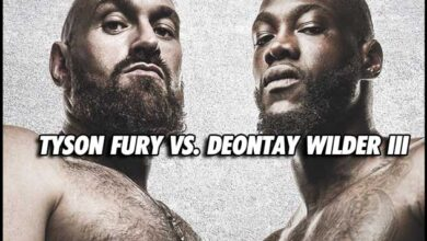 Photo of Tyson Fury vs. Deontay Wilder III