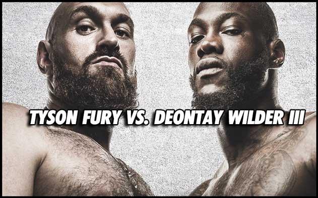 Photo of Tyson Fury vs. Deontay Wilder III