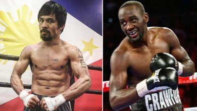 Photo of «PACQUIAO NO QUIERE A TERENCE CRAWFORD; ESTÁ VIEJO»