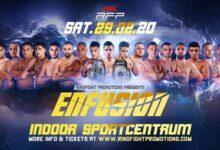 Photo of Resultados de Kickboxing: Enfusion Eindhoven