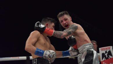 Photo of «Rey»Martínez defiende la corona del CMB en la mejor pelea del año