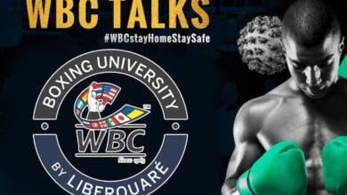 Photo of WBC UNIVERSITY TALKS episodio 1 Como protegernos del COVID19