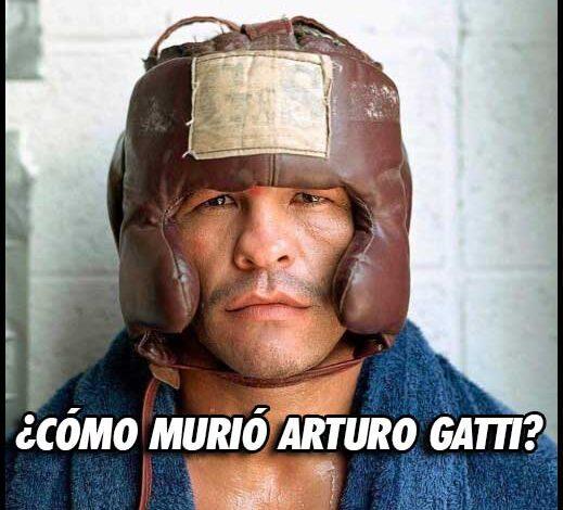 Photo of Arturo Gatti , 11 años depués, aún no se ha esclarecido la muerte