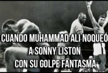 Photo of CUANDO MUHAMMAD ALI NOQUEÓ A SONNY LISTON CON SU GOLPE FANTASMA – VIDEO