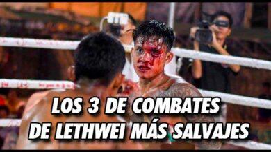 Photo of LOS 3 DE COMBATES DE LETHWEI MÁS SALVAJES