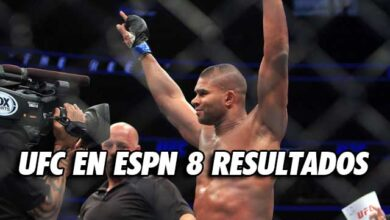 Photo of UFC en ESPN 8 Resultados: Overeem vence por TKO a Harris