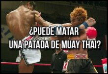 Photo of ¿PUEDE MATAR UNA PATADA DE MUAY THAI?