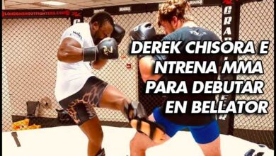 Photo of DEREK CHISORA ENTRENA MMA PARA DEBUTAR EN BELLATOR