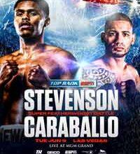 Photo of Shakur Stevenson vs Felix Caraballo video fight 2020