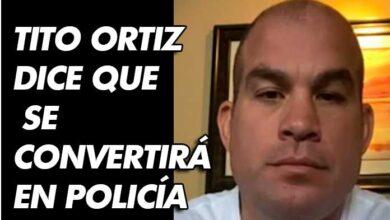 Photo of Tito Ortiz dice que se convertirá en policía para «devolver el respeto a los oficiales»