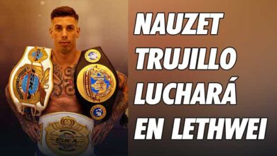 Photo of NAUZET TRUJILLO LUCHARÁ EN LETHWEI -World Lethwei Championship (WLC)