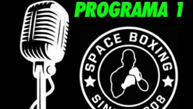 Photo of SPACEBOXING RADIO- PROGRAMA Nº 1