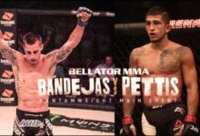 Photo of Bellator 242 resultados, Bandejas vs Pettis