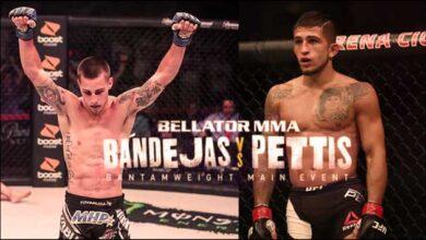 Photo of Bellator 242 resultados, Bandejas vs Pettis
