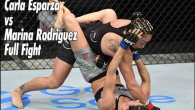 Photo of 🎥 Carla Esparza vs Marina Rodriguez Full Fight