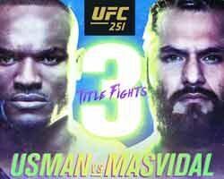 Photo of 🎥 Kamaru Usman vs Jorge Masvidal video de combate completo HL UFC 251