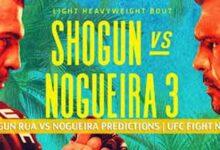 Photo of 🎥 Video Mauricio Shogun Rua vs Nogueira 3 -Full Fight