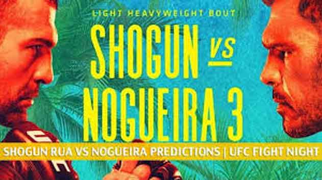 Photo of ? Video Mauricio Shogun Rua vs Nogueira 3 -Full Fight