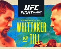 Photo of ? Robert Whittaker vs Darren Till FULL FIGHT