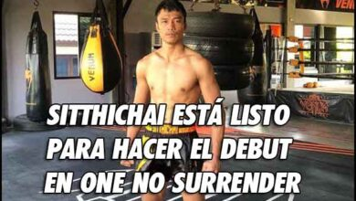 Photo of Sitthichai está listo para hacer el debut en ONE No Surrender