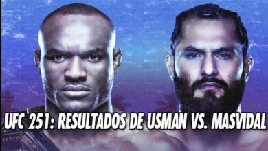 Photo of UFC 251: RESULTADOS DE USMAN VS. MASVIDAL