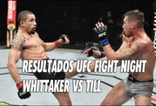 Photo of Resultados UFC Fight Night: Whittaker vs Till