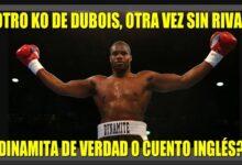 Photo of Dubois parece un fenómeno, pero nadie sabe si lo es