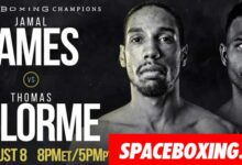 Photo of 🎥 Jamal James vs Thomas Dulorme 2020 WBA video de pelea completa