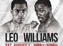 Photo of 🎥 Angelo Leo versus Tramaine Williams pelea completa Video 2020 OMB