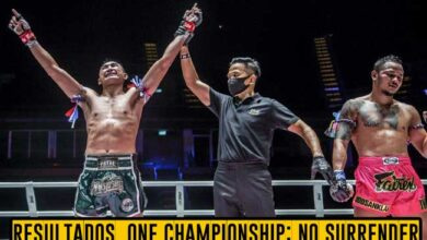 Photo of Resultados del ONE Championship: No Surrender