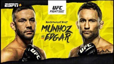 Photo of Resultados UFC de ESPN 15: Edgar supera a Munhoz