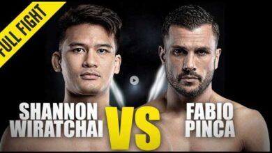 Photo of Shannon Wiratchai arruina el debut de Fabio Pinca en las artes marciales mixtas