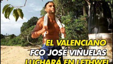 Photo of EL VALENCIANO FCO JOSÉ VIÑUELAS LUCHARÁ EN LETHWEI  POR UN TÍTULO MUNDIAL
