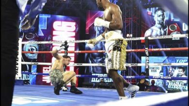 Photo of Resultados de boxeo de ESPN+: Jamel Herring gana por una fea descalificación